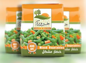 3Mixed Vegetables